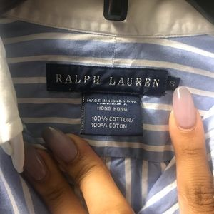 Ralph Lauren Striped dress shirt